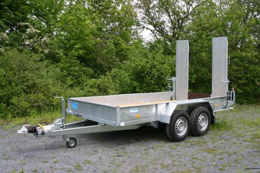 Minitieflader 441-3500 mit V-Deichsel